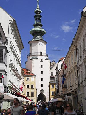Bratislava für Zwei