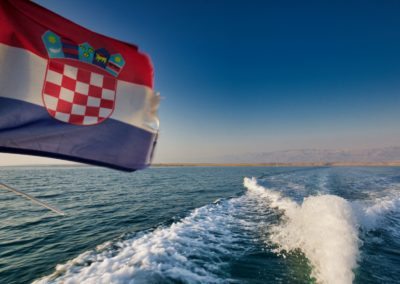 Privlaka-Kroatische-Flagge-1