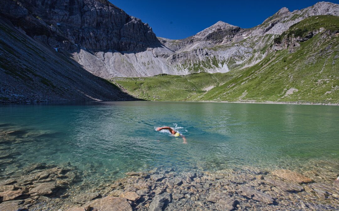 wild-swimming und alpine-swimming – was ist das? – Erlebnisse für Naturbegeisterte!